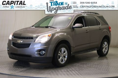 Pre-Owned 2012 Chevrolet Equinox 1LT AWD