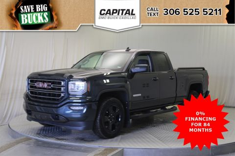 New 2019 GMC Sierra 1500 Limited Double Cab*4x4-Elevation Edition-Black Edition Accessories*