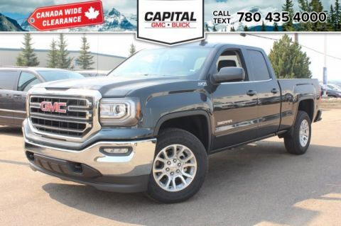 New 2019 GMC Sierra 1500 Limited Double Cab SLE
