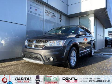 Pre-Owned 2017 Dodge Journey SXT AWD | REMOTE START | 23K KMS
