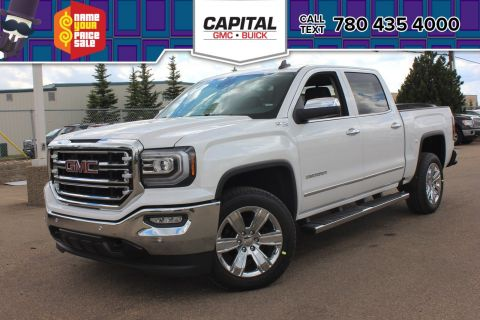 Pre-Owned 2018 GMC Sierra 1500 BRAND NEW | Crew Cab SLT