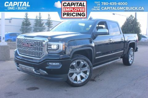 Pre-Owned 2018 GMC Sierra 1500 BRAND NEW | Crew Cab Denali | HEATED/COOLED SEATS | HEATED STEERING