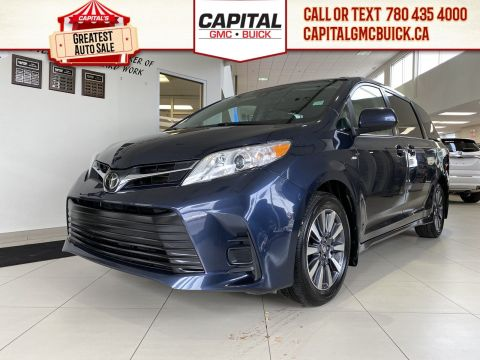 Pre-Owned 2019 Toyota Sienna LE AWD | HEATED SEATS | BACKUP CAM | 25K KMS