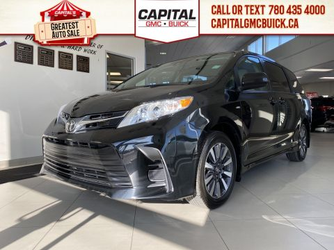 Pre-Owned 2019 Toyota Sienna LE AWD | HEATED SEATS | BACKUP CAM | 32K KMS