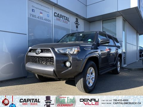 Pre-Owned 2019 Toyota 4Runner 4DR 4WD | HEATED SEATS | NAV | 32K KMS