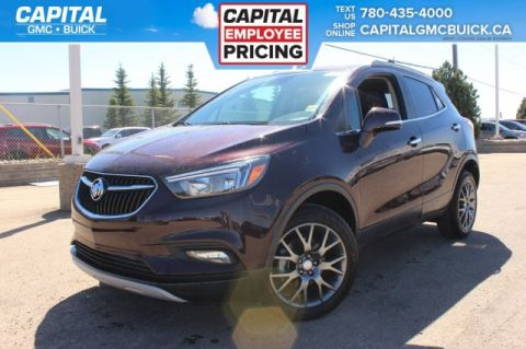 Pre-Owned 2018 Buick Encore BRAND NEW | Sport Touring AWD