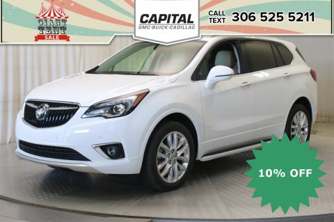 New 2019 Buick Envision Premium AWD