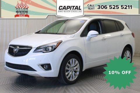 New 2019 Buick Envision Premium II AWD